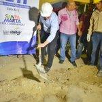 Alcalde @mrafael70 con acto simbólico de urna, dio inicio oficial de la obra Av Libertador #ObrasParaElCambio https://t.co/8l3d55NOHK