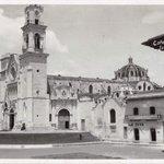 Vista de la #Catedral y alrededores en 1938. Más #información en https://t.co/jx6g9YFK0v https://t.co/1yYitND9pI