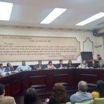 #EnEsteMomento Sesión Ordinaria de Cabildo en @AytoXalapa. https://t.co/26bwXGO0yH