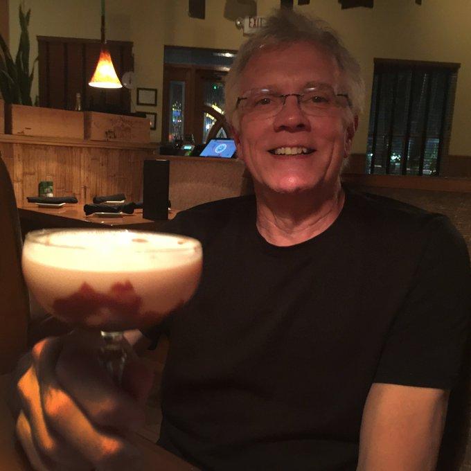 Rick Sammon @ricksammon: When at City Fish in Oldsmar, FL, definitely try the Chocolate Martini. Had one tonight! Awesome. https://t.co/X1qOXAhhGj