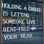 Too right! Never hold #Grudges theyre such a wasted emotion! #WednesdayWisdom https://t.co/z9d3QHZsPS