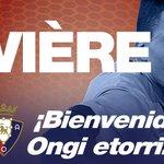 COMUNICADO OFICIAL | Rivière jugará cedido en #Osasuna. #RivièreRojillo https://t.co/K5iX651Kea https://t.co/4CksBW8uV0