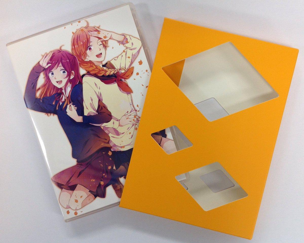 【商品情報】本日、Blu-ray・DVDの第6巻発売♪いよいよ最終巻となります!水野先生描き下ろしのゆきりんと希美が目印