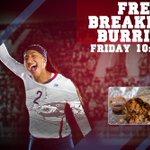 When @FresnoStateVB starts 4-0, we throw a Breakfast Burrito Party for the Bulldog Showdown!! #GoDogs https://t.co/J7eTZbSrT2