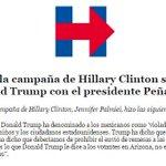 """""""Desde los primeros días de su campaña, Donald Trump ha denominado a los mexicanos como violadores y criminales"""". https://t.co/Gw4pAZmxjC"""