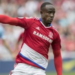 Aston Villa are confident of completing a deal to sign Middlesbrough winger Albert Adomah. https://t.co/BRyzkQ39DY
