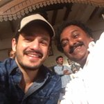 Akhil Visits Chiranjeevi 150th MovieSets https://t.co/cwr3mzb4CL https://t.co/s51zXUpLsy