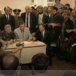 20 лет назад закончилась Первая чеченская война. Конец ей положила встреча Александра Лебедя и Аслана Масхадова. https://t.co/LHTu75mLrC