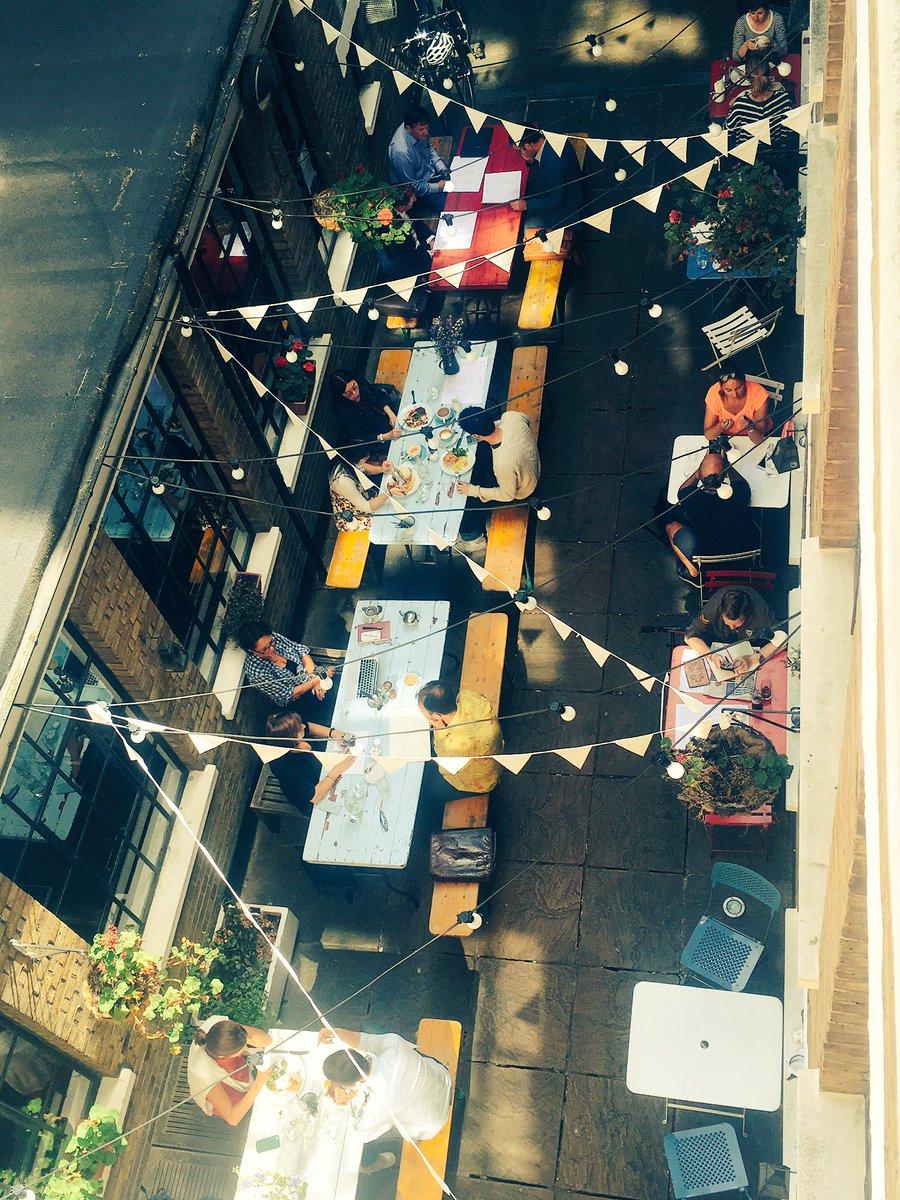 J+A Café London's most secret cafes