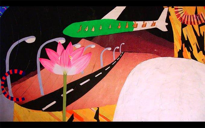 It's Nice That @itsnicethat: Berlin-based animator Hoji Tsuchiya has created a bonkers stop-motion film for Uri Nakayama> https://t.co/ejQELEalp0 https://t.co/CxeElgapxw