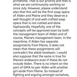 This is quite sad and emabarassing at the same time that Ms. Annette Gozon has to speak up na. 😔 #ALDUBLessonsOfLOVE https://t.co/Y5IXgZ5jmn