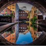 Heres a rather stunning photo of Birminghams canals. Brum, we love you.   Photo credit: @DrBicentenario https://t.co/FffdMffCBH