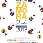 Este fin de semana no te pierdas el Festival Internacional de Folklore https://t.co/gPXYLZYA1L https://t.co/sMQsG1aaLM