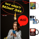 THIS weeks #BrightIdea #CoffeeMugs from only £1.94! Get YOUR #Brand out there!! #PersonalisedGift https://t.co/ftCqjRGaGQ