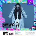 #MTVDigitalDays are coming! Chi è pronto a fare un po di festa? 9 e 10 settembre - @LaVenariaReale - Torino https://t.co/wVEWsv0eBj