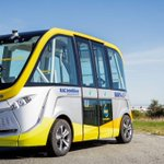 Australias first fully driverless and electric shuttle bus has hit the streets. https://t.co/gTCmNhVuz6 https://t.co/5JazxNSiX1