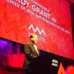 The Hon. @troygrant speaks of the importance of science, especially in schools #Eureka16 https://t.co/qOLxh3MoGk