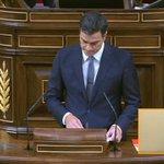 El @PSOE votará NO a la investidura de Rajoy. Aquí las #RazonesParaELNO https://t.co/AnCdk2ewy3