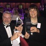 Proud @CNBPscience #Eureka16 winners! https://t.co/E1nX9vcgXQ