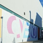 View1 of #mural by Tavar of #Berlin on @DCUCenter #Worcester #WorcesterMA says Love You Marry Me :) @POWWOWWorcester https://t.co/mCncdmHJZI