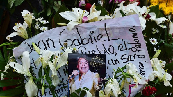The Economist @TheEconomist: Juan Gabriel stirred the hearts of millions across the Spanish-speaking world. Our obituary  https://t.co/blSdYmy95t https://t.co/CAqybXru6E