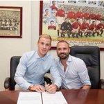 [#Mercato] OFFICIEL ! Joe Hart a signé son contrat au Torino ! https://t.co/MAAEen23wr