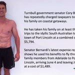 Cory Bernardi repeatedly charges taxpayers thousands of $s for family coastal trips https://t.co/uVFPCQHmOS #auspol https://t.co/cLIKty08C2