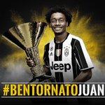 OFFICIEL ! Juan Cuadrado est prêté 3 ans à la Juventus, avec option dachat de 25 M€. (Prêt payant de 5 M€ / an) https://t.co/NDvhZrUYJw