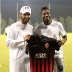 DONE DEAL: Asamoah Gyan has completed a one-year loan move to UAE side #AlAhli from Chinese outfit #ShanghaiSIPG. https://t.co/VLwllrucgc