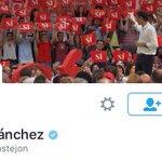 Sr Sánchez, sus propios afiliados y votantes le piden el desbloqueo de esta situación. No entiendo el #SanchezEsNO 😡 https://t.co/6TSUiHoVwi