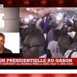 VIDÉO. Affrontements entre manifestants et force de lordre après lannonce des résultats - Ali Bongo réélu #Gabon https://t.co/67nLJuipef