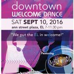 City of #EastLansing to host Downtown Welcome Dance for new & returning #MSU students: https://t.co/A6w7X0dLJd. https://t.co/rpZjbnrlY7