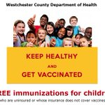Need #BackToSchool immunizations? Westchester Health Dept. offers them free in #Yonkers https://t.co/2mpS9qBevs https://t.co/WXkR6ZV6ta