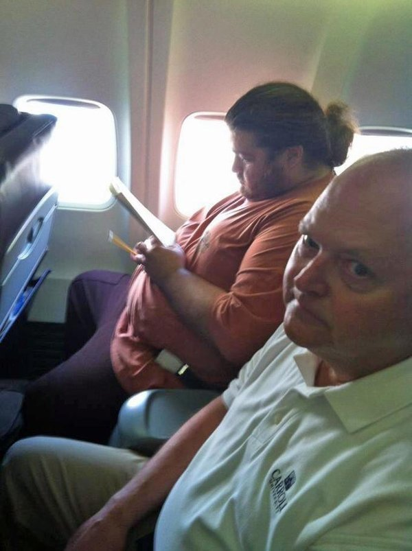'I have a bad feeling about this flight'