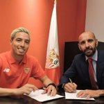 OFFICIEL ! Samir Nasri est prêté un an au FC Séville ! https://t.co/DGQFDTjN1o
