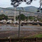 Gran presencia militar en la Plaza de toro des de San cristóbal #Táchira #31Ago https://t.co/i9tPpBb2EX