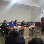 Inicia reunión de CNT #NOMasAFP c/ coordinadoras de todo el país @NomasafpAysen @Fenpruss @derogarDL3500 @lobravoi https://t.co/UizbTSAkfH