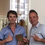 Congratulations @TUeTeamFAST with the @GerardAnton2016 Award! #Eindhoven #startups #Brainport https://t.co/O83aS2Pvr6