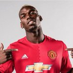 Paul Pogba shirt sales have already surpassed £190m in just the three weeks since he rejoined United. [Adidas] https://t.co/stRcJi3Xz0