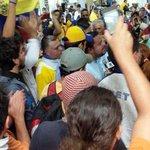 """Impiden traslado a la """"Toma de Caracas"""" en el Terminal de San Cristóbal https://t.co/OJYLEEu3S9 https://t.co/lOtwsY5Hwo"""