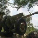 #جيزان قصف مدفعي للجيش واللجان على مرابض المدفعية #السعودية في موقعي العقبة وملحمة وأخرى في #الخوبة #اليمن_فتاكة https://t.co/824gMqiLZE
