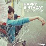 Happy Birthday to @BTS_twts Jungkook! #HappyJKDay #HappyJungkookDay https://t.co/sFiKfyBE6k https://t.co/iQ4KMFOU76
