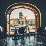 Санкт-Петербург - Казанский собор из окна кофейни «Дома Книги». https://t.co/2bqe0APtgY