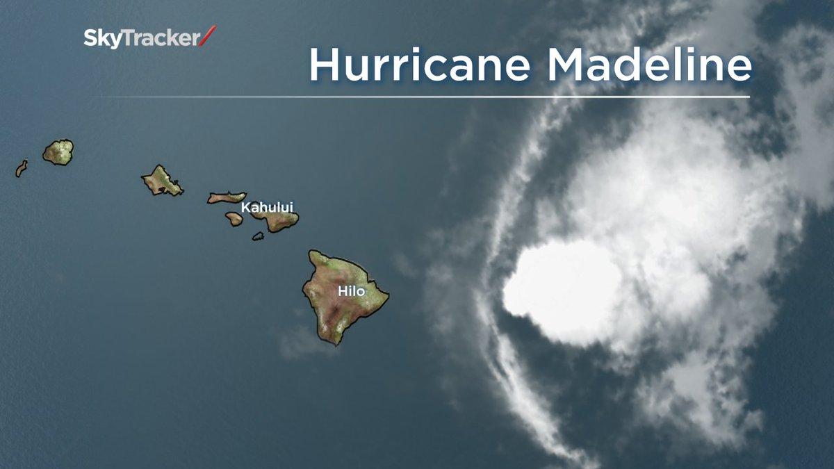 Latest Satellite View Hurricane Madeline Scoopnestcom - Latest satellite view