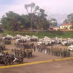 GNB entrena en estacionamiento de la Plaza de Toros de San Cristóbal #31Ago https://t.co/aW1rvGLuAD https://t.co/CbaXBEo47S