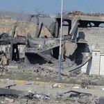 هذا مبنى محمكة استئناف محافظة عمران استهدف ليل امس بخمس غارات للعدوان #السعودي لم يكن ثكنه عسكريه ولامنطقه مواجهات https://t.co/ksx9bapHXj