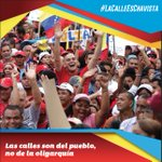 #LaCalleEsChavista Las calles son del pueblo bolivariano #TachiraEsPaz @VielmaEsTachira @NicolasMaduro @laverdadsea https://t.co/P1W8APh3rl