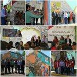 """Ayuntamiento @Pachuca_ a travez de @IMPApachuca @GabyCastanedaB entregan remodelación centro Recreativo """"el palmar"""" https://t.co/Q4V2eIwUy6"""