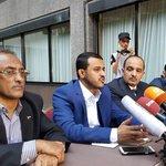 الخارجية العراقية تفاجئ الحوثيين وتنشر بيان يوضح موقفها من زيارة وفد الحوثيين https://t.co/rEuQ67Mrep #يماني_نت - https://t.co/35yWpDtiFd
