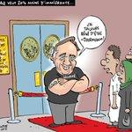 La #CAQ veut 20% moins dimmigrants... La caricature de #Garnotte #polqc https://t.co/8Lne9UAgYi https://t.co/ilASLIVjBf